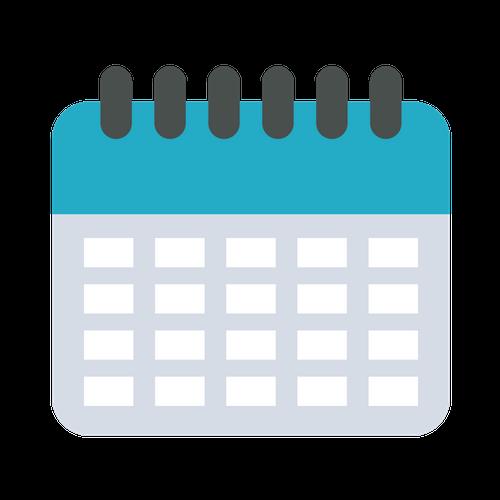 Eventsida och kalender