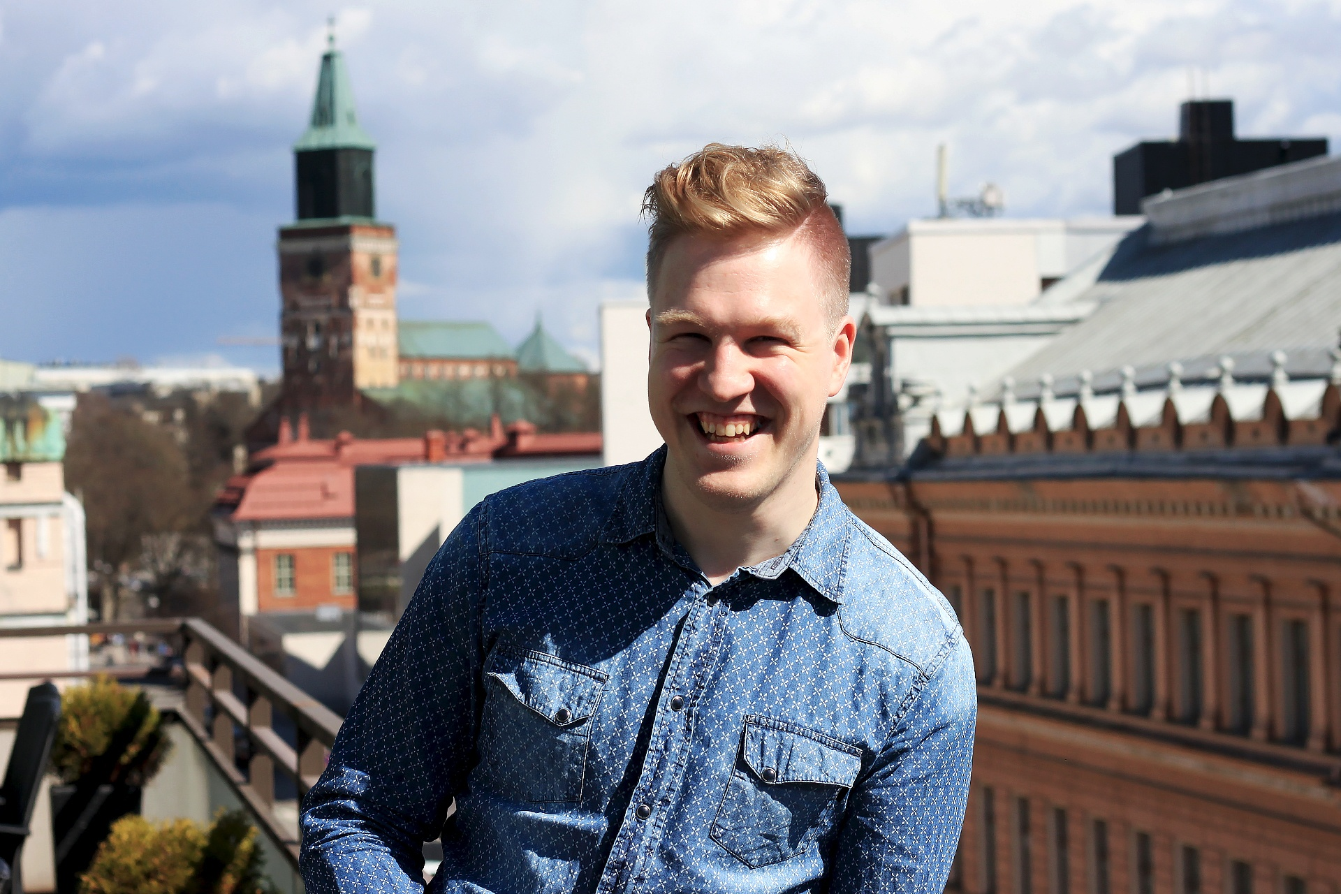 Aleksi Koskinen