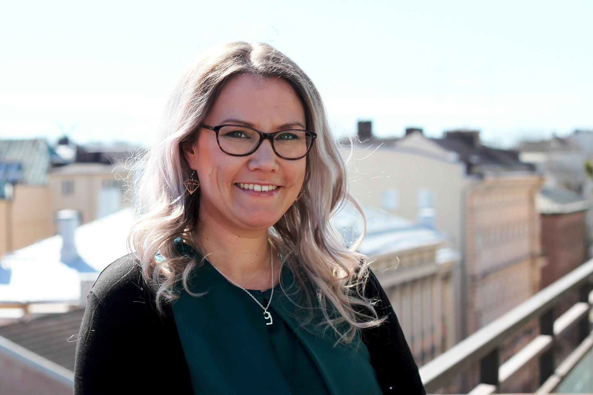 Jenni Hedman-Libäck