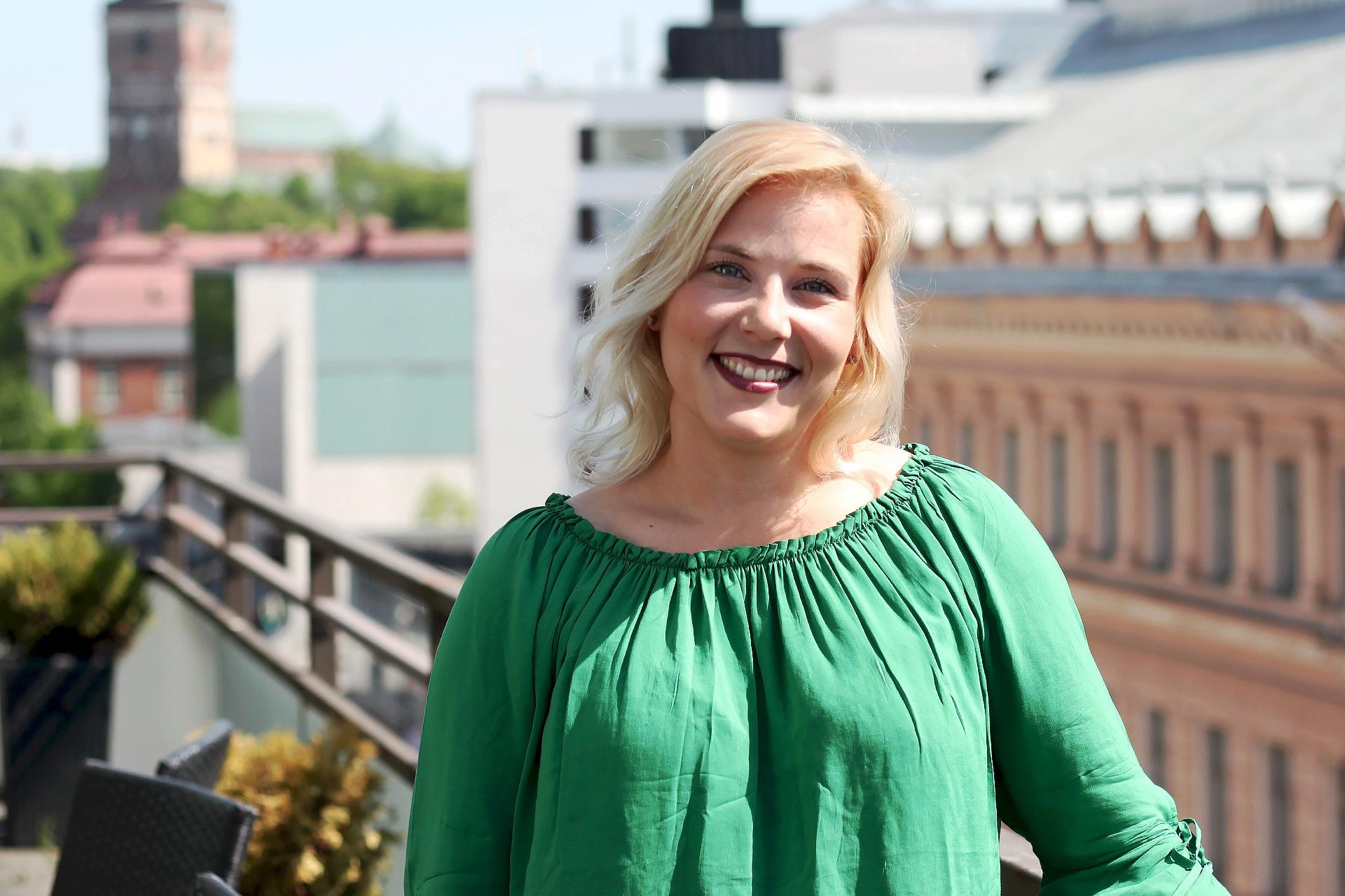 Laura Peltonen