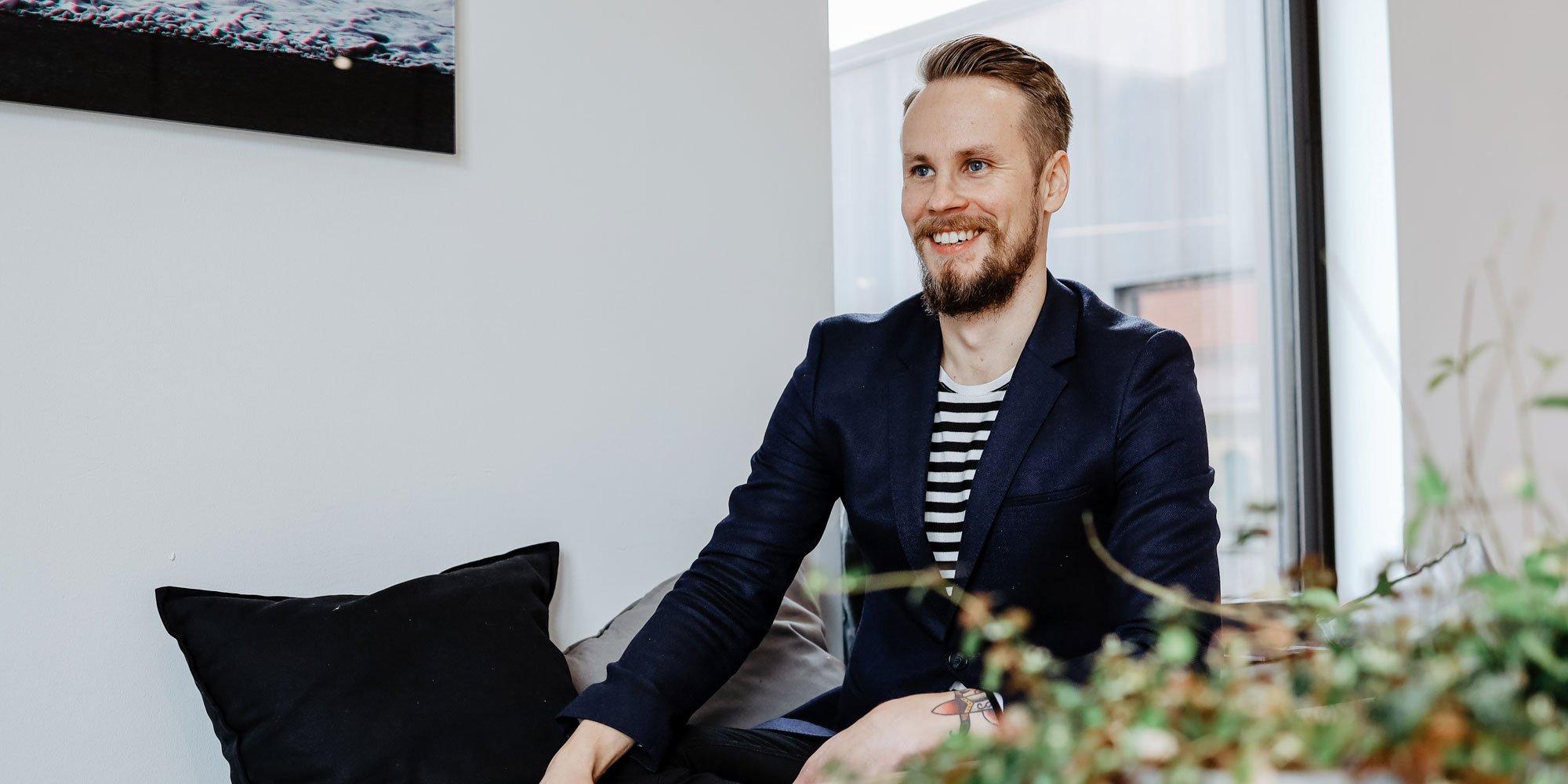 Heikki Sivonen Lyytin CMO:ksi