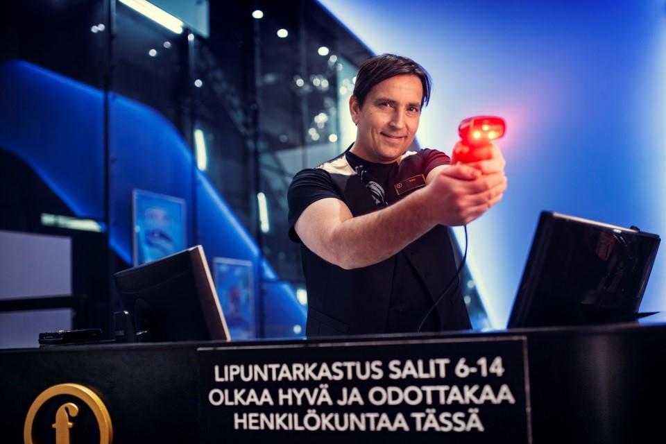 Kalle Peltola Finnkino