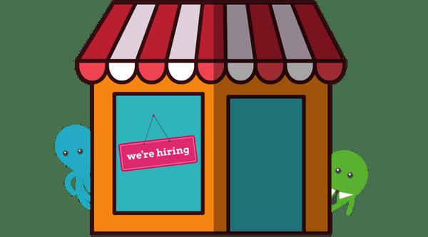 Shop Front Recruitment