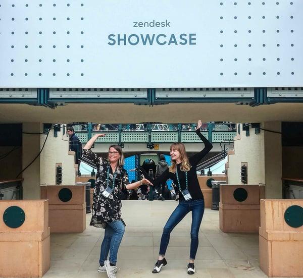 Zendesk Showcase