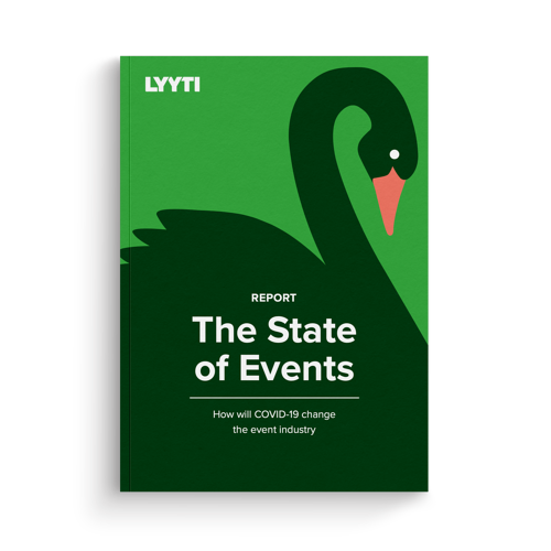 Lyyti State of Events 2020 Report