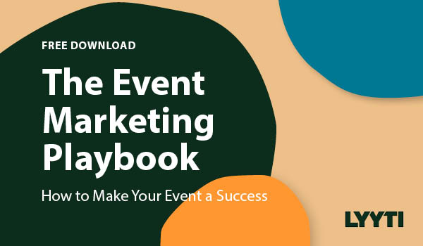 The Event Marketing Playbook – Skapa framgångsrika event!