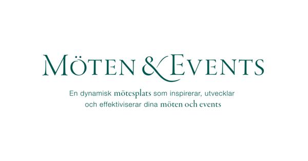 Träffa oss på Möten & Eventsmässan den 19-20 februari!