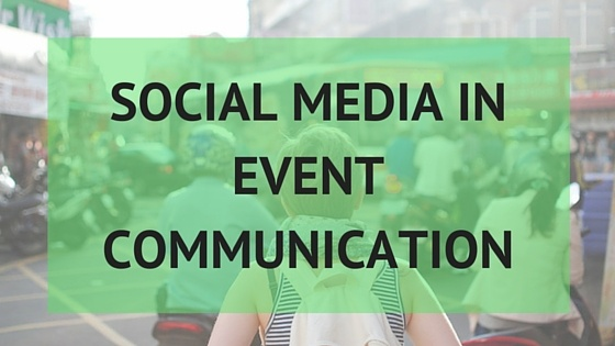 Social Media in Event Communication