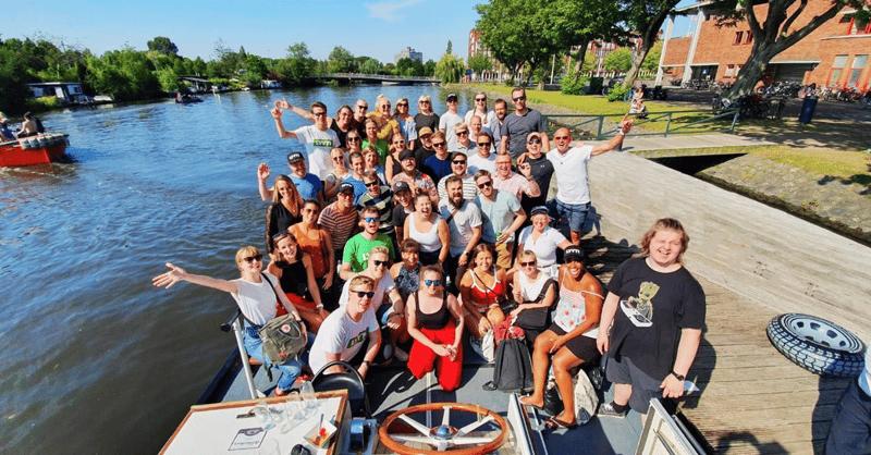 Lyyti Challenge 2019: Pariisi ja Amsterdam haltuun!