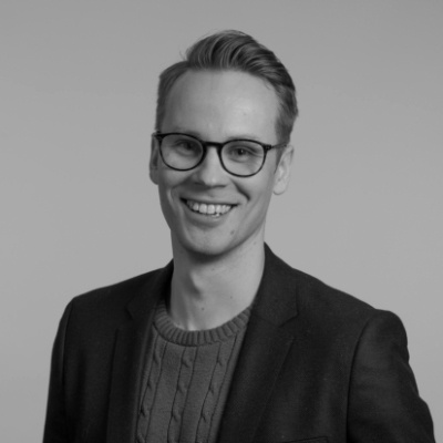 Heikki Sivonen, Marketing Manager, Solita