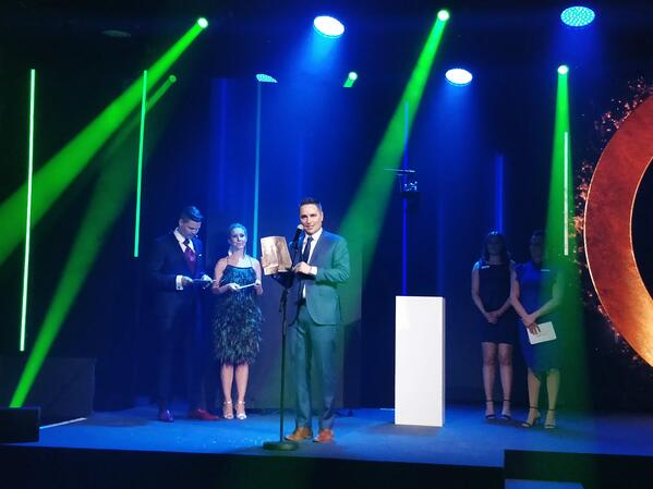 Petri Hollmén is Event Industry Influencer of the Year